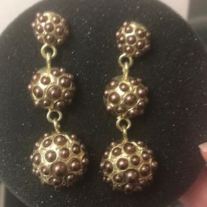 Jewelry - Amrita Singh Pebble earrings